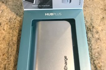 MyCharge HubPlus portable charger(Giveaway)