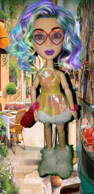 #SNAPSTAR dolls