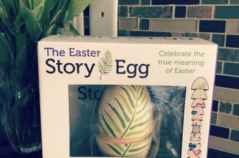 Celebrate the True Meaning of Easter with The Easter Story Egg – Review