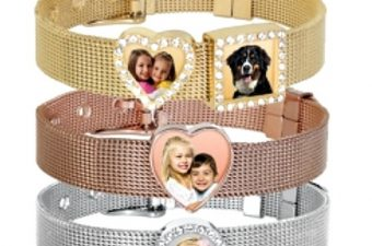 Pictures on Gold personalized jewelry – The perfect Mother's Day gift! {Giveaway}