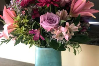 Teleflora for Mother's Day #LiveOutLoud