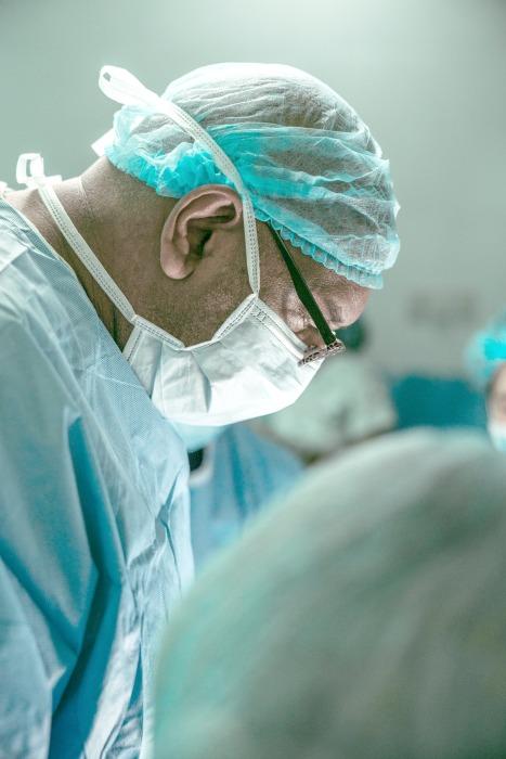 Total hip replacement surgery next week