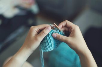 Is it faster to knit or crochet