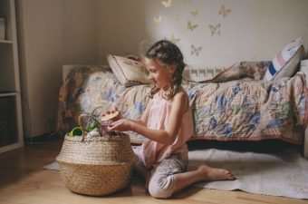 6 Easy Ways to Declutter Your Child's Room