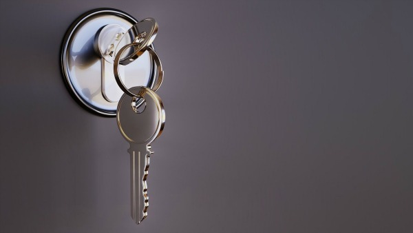 Should you rekey the lock when you move