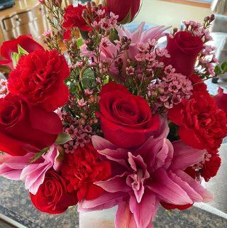 Teleflora Valentine's Bouquet