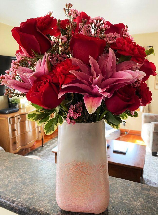 Teleflora Valentine's Day Bouquet