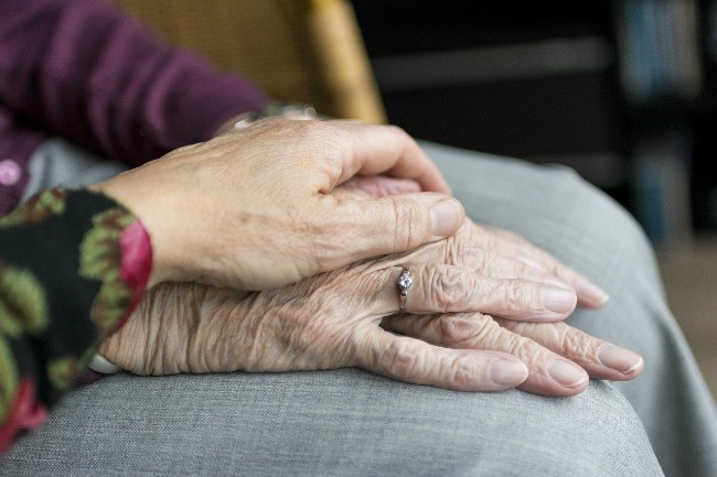 Options for looking after elderly parents