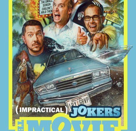 Impractical Jokers: The Movie