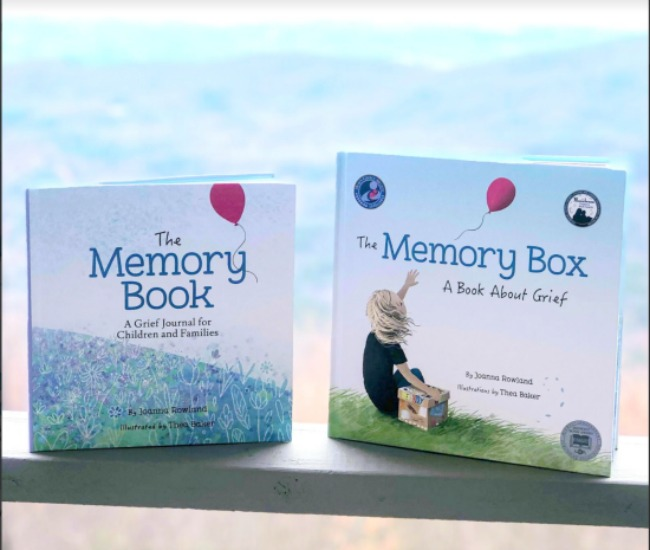 The memory book and the memory box
