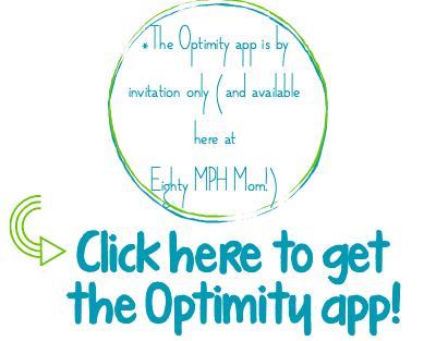 Optimity App Invitation link