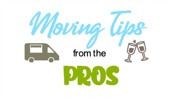 moving tips from the pros